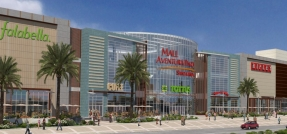 C.C Mall Aventura Plaza Santa Anita